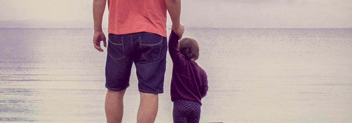 hoe vier je vaderdag na scheiding
